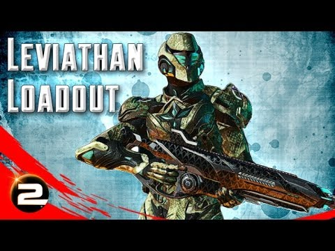 (OUTDATED) Leviathan Loadout (Revamped) - PlanetSide 2 Loadout Guide