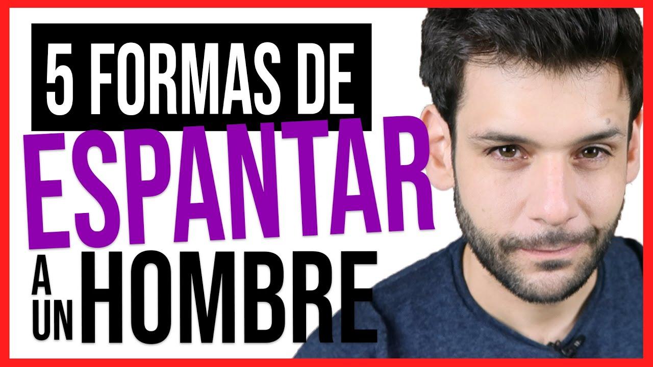 👻 5 FORMAS De ESPANTAR A Un HOMBRE 👻 | JORGE ESPINOSA
