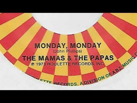 MONDAY, MONDAY--THE MAMAS & THE PAPAS (NEW ENHANCED VERSION) 720P