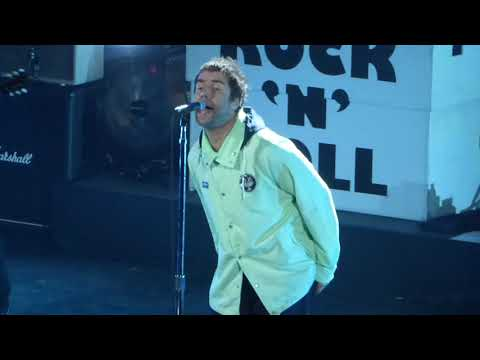 Liam Gallagher - Full Show, Live at The Lincoln Theatre in Washington DC 5/19/18, As You Were Tour!