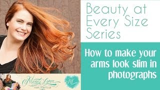 No Fat Arms in Photos | Mischief and the Muse | Mandi Lynn
