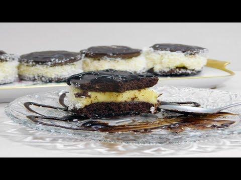 Brze ruske kape (šubare) od Jaffa keksa – Brzi i jednostavni kolači