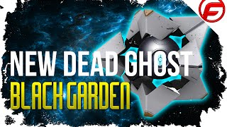 Destiny The Taken King NEW DEAD GHOST LOCATION AFTERMATH in Black Garden