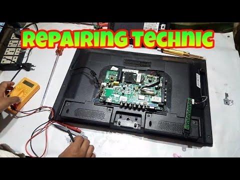 LCD LED TV Repairing Technic