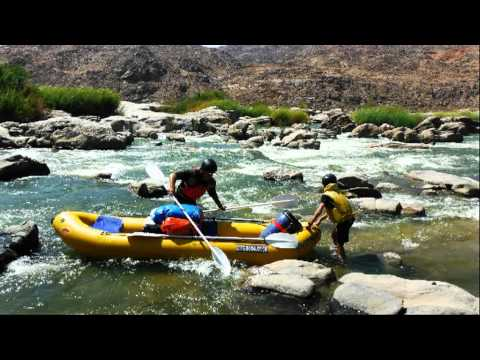 ORANGE RIVER GORGE 5-DAY RAFTING