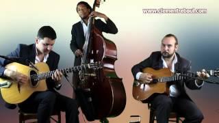 Emmenez-moi (Charles Aznavour) - Trio jazz manouche et chanson française - Clément Reboul