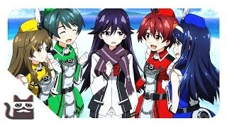 Vividred Operation OP Instrumental -ENERGY-