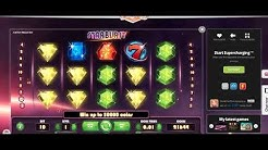 293 - Casino Live Streaming with Starburst Online Slot Game