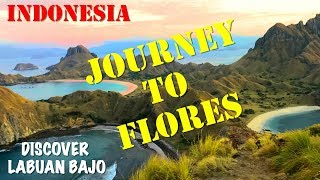 Gambar cover HOW TO GET TO LABUAN BAJO FLORES | BEST HOSTEL | CIAO HOSTEL | Travel Vlog 91