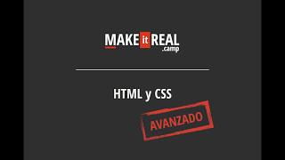 Curso Avanzado de HTML y CSS - 1. Mejores prácticas