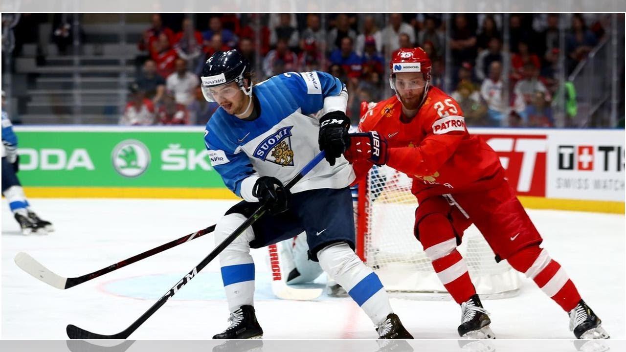 Eishockey Russland Finnland