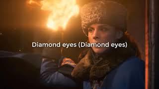 Sia - Diamond Eyes [Video Lyrics]