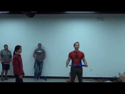 Self Defense System Seminars |  Weapons of Personal Self Defense Pt2 | David Snyder
