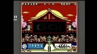 Power Spike Pro Beach Volleyball Game Boy Gameplay