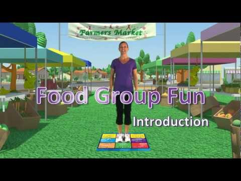"""Food Group Fun"" - Nutrition"