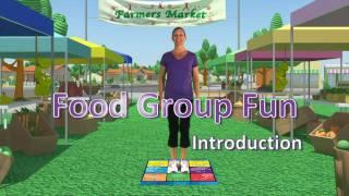 """Food Group Fun"" - Nutrition"