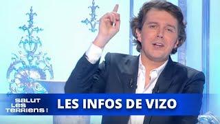 Les infos de Vizo - 10/03 - Salut les Terriens