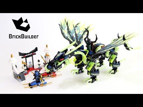how to build lego ninjago