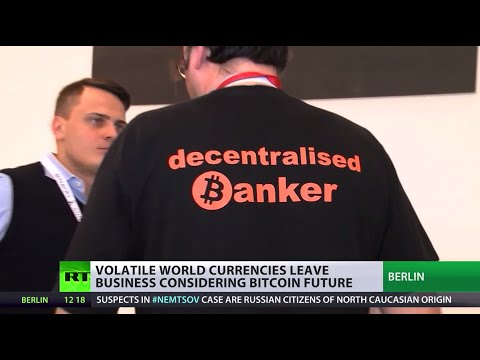 Bitcoin World: Digital Currency Gets Boost From Volatile Markets