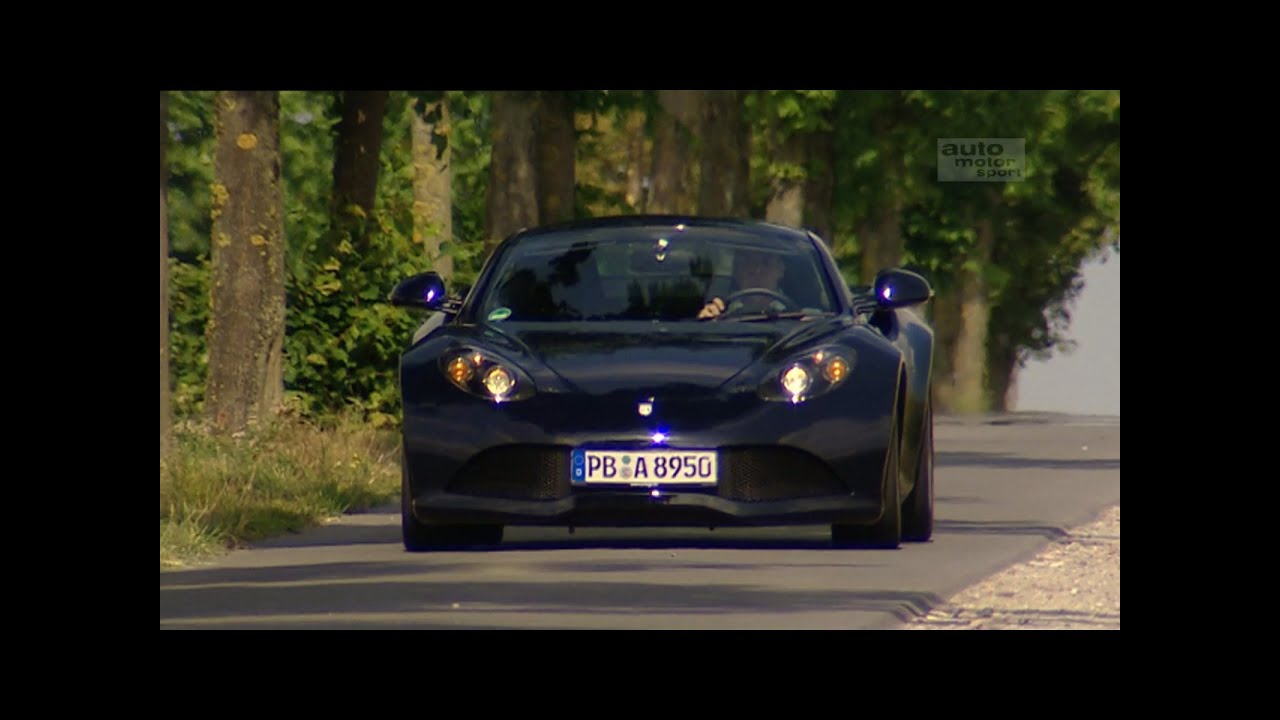 Artega GT (aus dem Archiv) - Throwback Thursday | auto motor und sport
