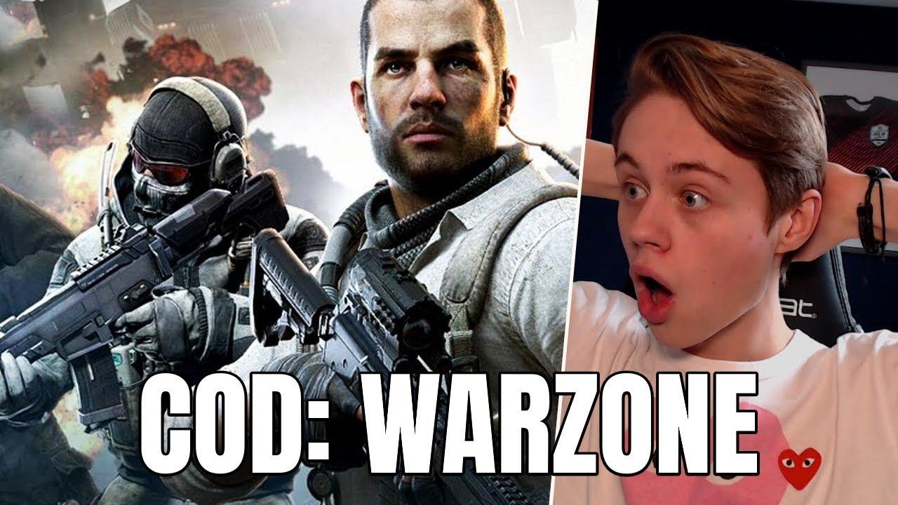 LIVE WARZONE! (niet winnen wel kills pakken)