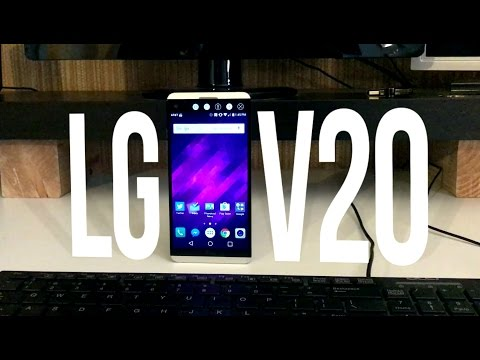 LG V20 Pros and Cons