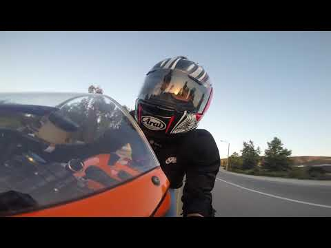 Fun Motorcycle Ride on my Repsol