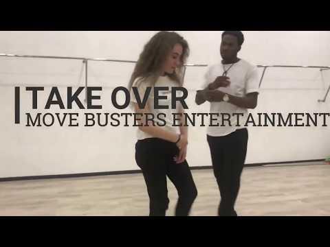 Da Beatfreakz ft.Mr Eazi, Seyi shay & shakka - Take over by dance cover
