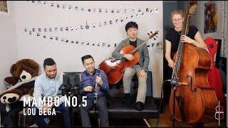 MAMBO NO.5 | Lou Bega || JHMJams Cover No.310