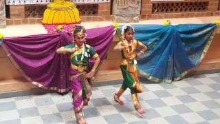 Athreyi Anoop Dance Competition