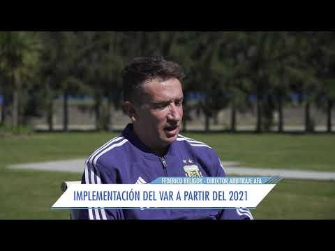 Entrevista a Federico Beligoy, Director Nacional de Arbitraje