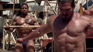 Cannibal Weightlifting scene - the Bad Batch