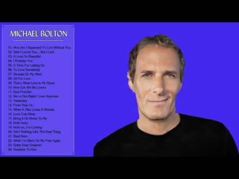 Michael Bolton: Greatest Hits  -[HQ/HD] -DVD-New Version-Remix Feat