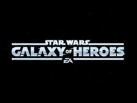 Official Star Wars Galaxy Of Heroes Mobile Download NOW