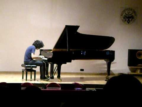 Back to life-Giovanni Allevi live Politecnico di Torino 06/04/09