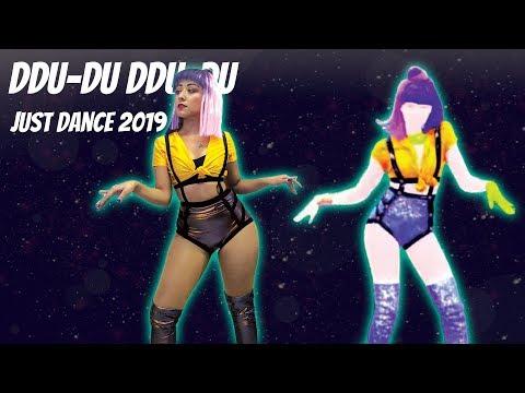 Just Dance 2019 DDU-DU DDU-DU - BLACKPINK Cosplay gameplay