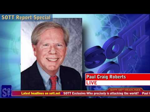 Interview with Paul Craig Roberts part 2