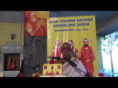 108th OVU on Prayachithathin / Pariharangalin Pryojanam by  Dr. KV. Seshadrinatha Sastrigal