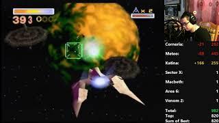 Star Fox 64 - Area 6: 670 [normal]