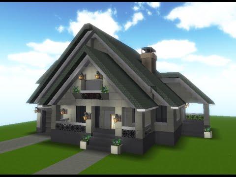 Как стройть красивый дом в Копатель Онлайн