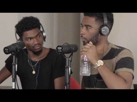 nathan zed and victor pope jr talk school, self doubt, reading a murder diary and more | ep 2
