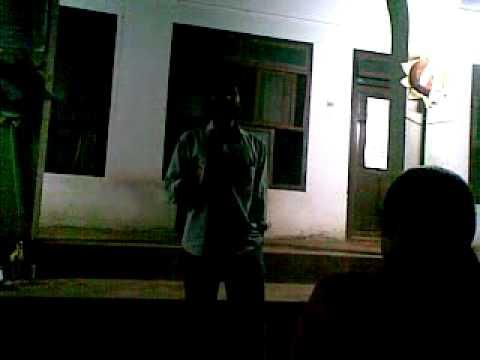 choodathe poi nee ninakaai....sngng by Noushad sir @ NSS camp