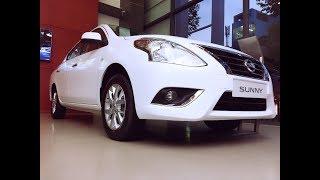 Review Nissan Sunny 2018 Số Sàn Siêu Rộng Giá Rẻ   Hoan Nissan
