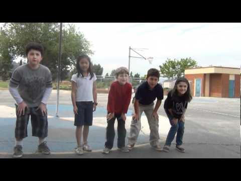Los Molinos Elementary School Moveathon Video