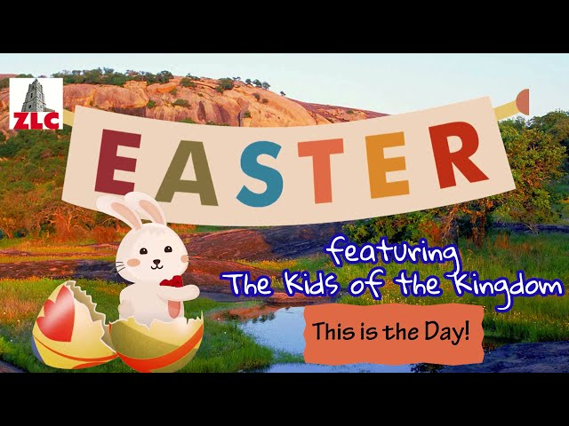Worship Music - Kids of the Kingdom - This is the Day - 2021