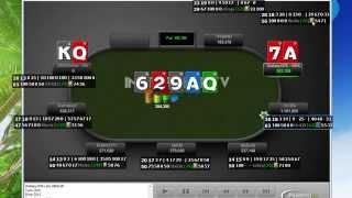 Покер видео: MTT от Matters771 – Часть 1