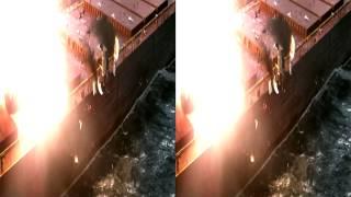 Нарезка зрелищных моментов из 3D трейлеров [yt3d][Анаморфная стереопара]