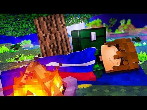 FIZ UM SACO DE DORMIR PARA VIAJAR PARA NOVOS BIOMAS - SevTech Ages #04 (Minecraft HQM 1.12)