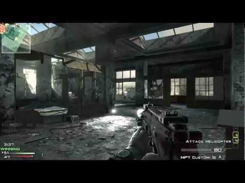 Shovel plays MW3 : 53-7 + future projects