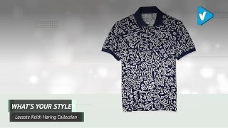 2f30a8b1 Lacoste Keith Haring Collection 2019, Choose Your Favorite Design!